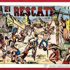 Tebeos: BILL CODY , Nº 5 , EL RESCATE , EDITORIAL GRAFIDEA , ORIGINAL , C18. Lote 27236107