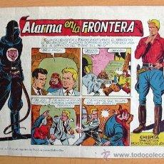 Tebeos: CHISPITA 9ª AVENTURA, Nº 5 - EDITORIAL GRAFIDEA 1957. Lote 27963636