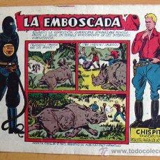 Tebeos: CHISPITA 9ª AVENTURA, Nº 15 - EDITORIAL GRAFIDEA 1957. Lote 27963901