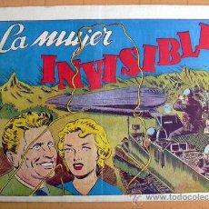 Tebeos: CHISPITA 7ª AVENTURA, Nº 10 - EDITORIAL GRAFIDEA 1955. Lote 28077469