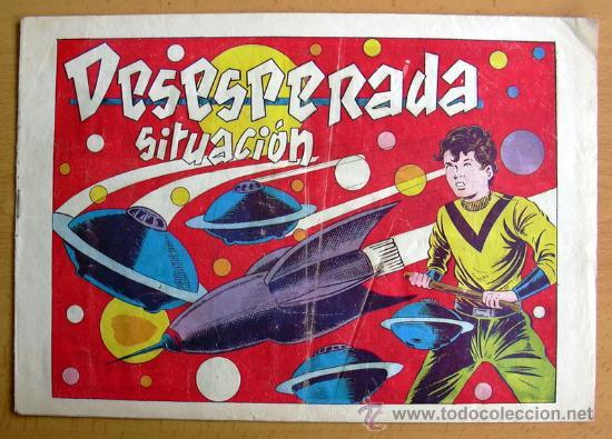 CHISPITA 7ª AVENTURA, Nº 11 - EDITORIAL GRAFIDEA 1955 (Tebeos y Comics - Grafidea - Chispita)