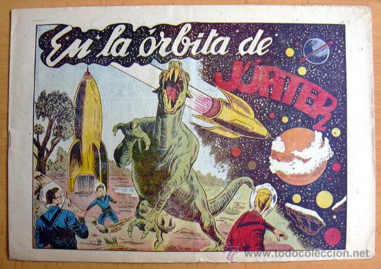 CHISPITA 7ª AVENTURA, Nº 5 - EDITORIAL GRAFIDEA 1955 (Tebeos y Comics - Grafidea - Chispita)