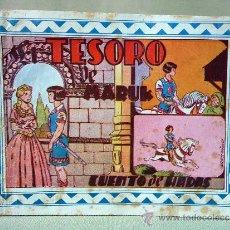 Tebeos: COMIC, CUENTOS DE ADAS, EL TESORO DE MARUK, Nº 4, GRAFIDEA, ORIGINAL. Lote 28481224