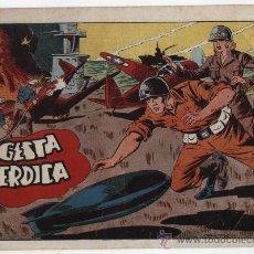 Tebeos: SARGENTO MACAI Nº 20. GRAFIDEA 1952.. Lote 28625844