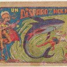 Tebeos: LA CAPITANA Nº 6. GRAFIDEA 1955.. Lote 28654350