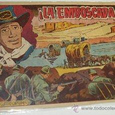Tebeos: LOS CUATRO CAPITANES Nº 13 - ORIGINAL - GRAFIDEA. Lote 29357829