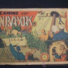 Tebeos: EL JINETE FANTASMA - Nº 76 - CAMINO DE NUEVA YORK - EDIT. GRAFIDEA - . Lote 30108472