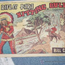 Tebeos: BILL CODY. N 14. ( SITTING BULL). EDIT. GRAFIDEA. Lote 30645368