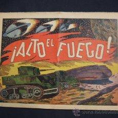 Tebeos: CHISPITA - SEPTIMA AVENTURA - Nº 13 - ALTO EL FUEGO - GRAFIDEA -. Lote 30691917