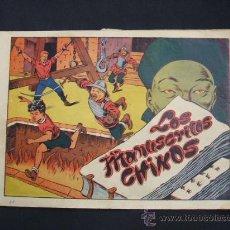 Tebeos: CHISPITA - QUINTA AVENTURA - Nº 11 - LOS MANUSCRITOS CHINOS - EDIT. GRAFIDEA -. Lote 30692828