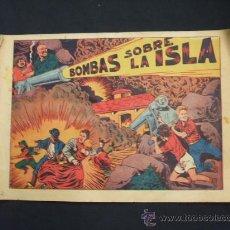 Tebeos: CHISPITA - QUINTA AVENTURA - Nº 2 - BOMBAS SOBRE LA ISLA - EDIT. GRAFIDEA -. Lote 30700931
