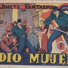 Tebeos: EL JINETE FANTASMA Nº 48. Lote 32059246