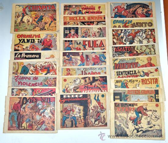 LOTE DE 24 CHISPITAS 1ª AVENTURA DE EDITORIAL GRAFIDEA (Tebeos y Comics - Grafidea - Chispita)