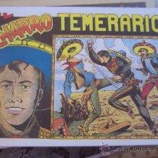 Tebeos: GRAFIDEA EL CHARRO TEMERARIO 1 REEDICIÓN-2-4-34-41 Y 2ª PARTE LA CAPITANA Nº 4-18-5-17-36. Lote 32972170