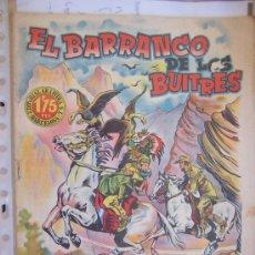 BDs: GRAFIDEA EL BARRANCO DE LOS BUITRES. Lote 32972563
