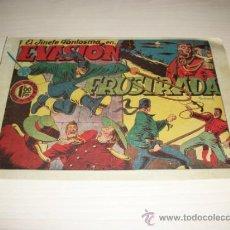 Tebeos: EL JINETE FANTASMA Nº 28 EDITORIAL GRAFIDEA ORIGINAL . Lote 33319368