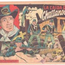 Tebeos: CUATRO CAPITANES Nº 12 - EDI. GRAFIDEA 1954, DIBUJO J.M. ORTIZ - ORIGINAL. Lote 33912799