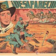 Tebeos: CUATRO CAPITANES Nº 32 - EDI. GRAFIDEA 1954, DIBUJO J.M. ORTIZ - ORIGINAL. Lote 33912884