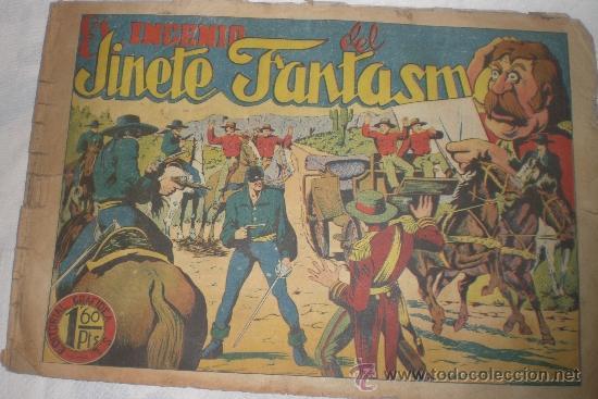 EL JINETE FANTASMA Nº 24 ORIGINAL (Tebeos y Comics - Grafidea - El Jinete Fantasma)