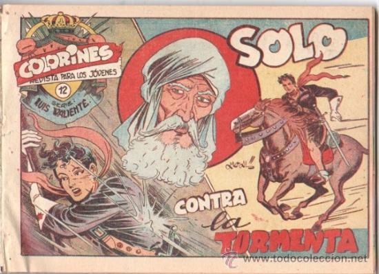 LUIS VALIENTE ORIGINAL EDI. GRAFIDEA 1957 MATIAS ALONSO - 20 EJEMPLARES, VER IMAGENES (Tebeos y Comics - Grafidea - Otros)