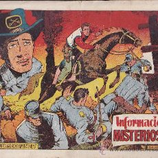 Tebeos: COMIC CUATRO CAPITANES Nº 7. Lote 35387810