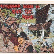 Tebeos: EL SARGENTO MACAI ORIGINAL EDI. GRAFIDEA 1952 - 17 TEBEOS PLANCHA, POR MARTINEZ OSETE. Lote 37027067
