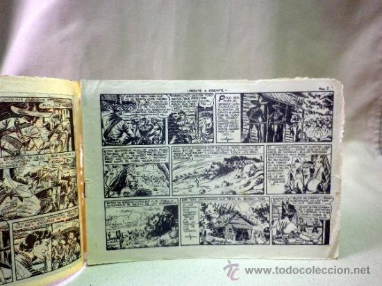Tebeos: COMIC, EL CHARRO TEMERARIO, Nº 15, FRENTE A FRENTE, EDITORIAL GRAFIDEA - Foto 3 - 37415427