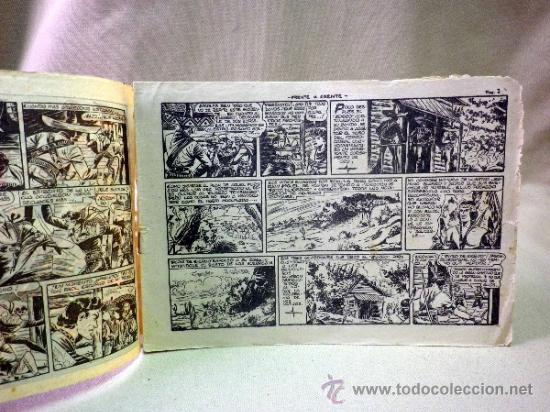 Tebeos: COMIC, EL CHARRO TEMERARIO, Nº 15, FRENTE A FRENTE, EDITORIAL GRAFIDEA - Foto 4 - 37415427