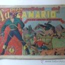 Tebeos: EL JINETE FANTASMA.LA PERSONALIDAD DEL CANARIO. Lote 37622004