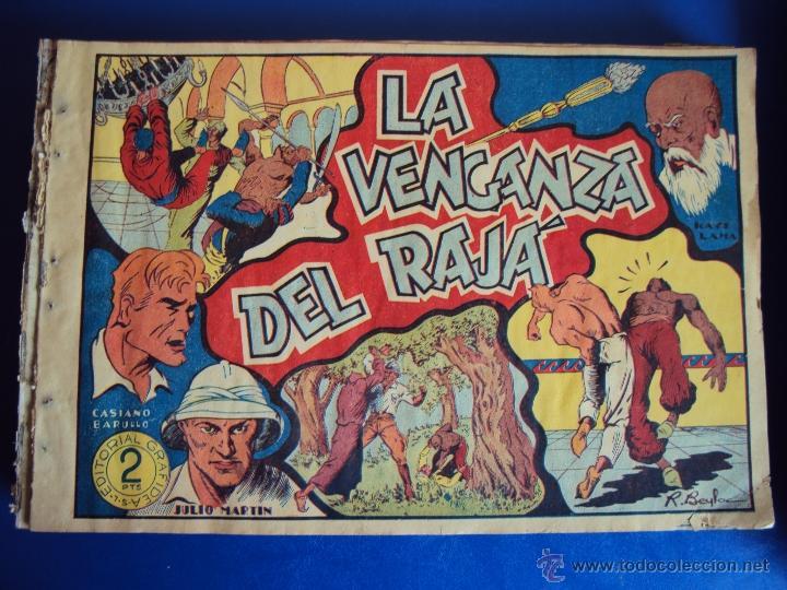 (COM-25)COMIC CASIANO BARULLO Y JULIO MARTIN,EDITORIAL GRAFIDEA (Tebeos y Comics - Grafidea - Otros)