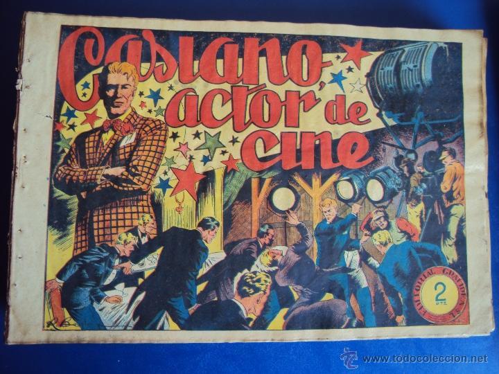 (COM-32)COMIC CASIANO BARULLO Y JULIO MARTIN,EDITORIAL GRAFIDEA (Tebeos y Comics - Grafidea - Otros)