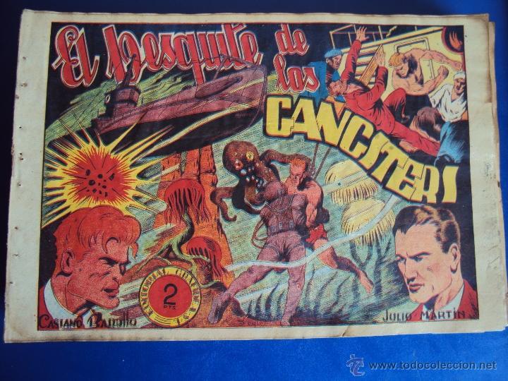 (COM-33)COMIC CASIANO BARULLO Y JULIO MARTIN,EDITORIAL GRAFIDEA (Tebeos y Comics - Grafidea - Otros)