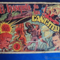 Tebeos: (COM-33)COMIC CASIANO BARULLO Y JULIO MARTIN,EDITORIAL GRAFIDEA. Lote 41684304