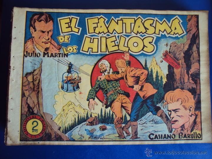 (COM-36)COMIC CASIANO BARULLO Y JULIO MARTIN,EDITORIAL GRAFIDEA (Tebeos y Comics - Grafidea - Otros)