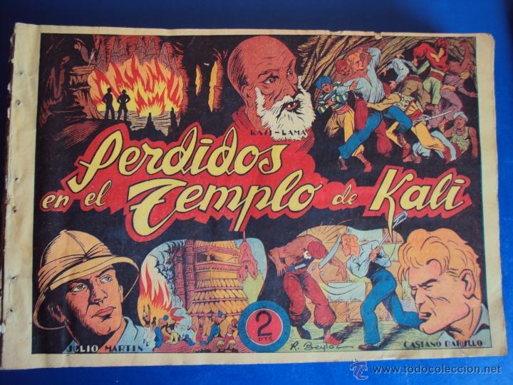 (COM-38)COMIC CASIANO BARULLO Y JULIO MARTIN,EDITORIAL GRAFIDEA (Tebeos y Comics - Grafidea - Otros)