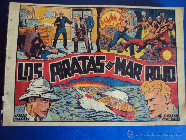 (COM-39)COMIC CASIANO BARULLO Y JULIO MARTIN,EDITORIAL GRAFIDEA (Tebeos y Comics - Grafidea - Otros)