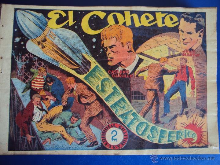 (COM-41)COMIC CASIANO BARULLO Y JULIO MARTIN,EDITORIAL GRAFIDEA (Tebeos y Comics - Grafidea - Otros)