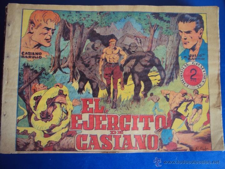 (COM-42)COMIC CASIANO BARULLO Y JULIO MARTIN,EDITORIAL GRAFIDEA (Tebeos y Comics - Grafidea - Otros)