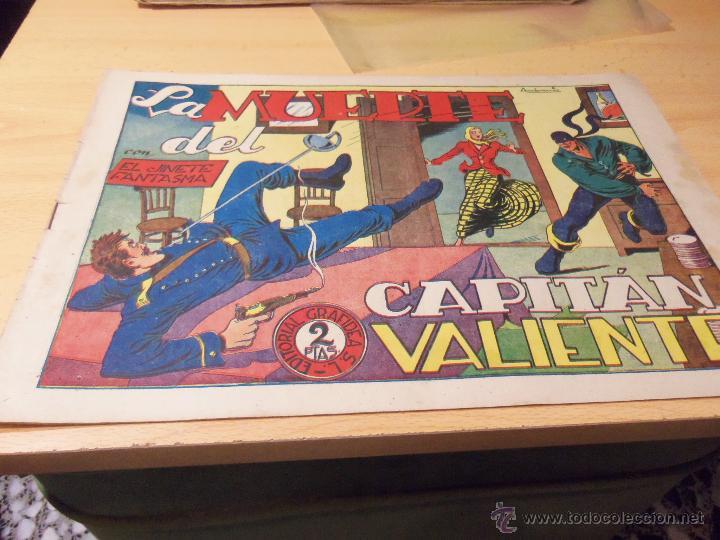 EL JINETE FANTASMA-Nº 52--ORIGINAL-- (Tebeos y Comics - Grafidea - El Jinete Fantasma)
