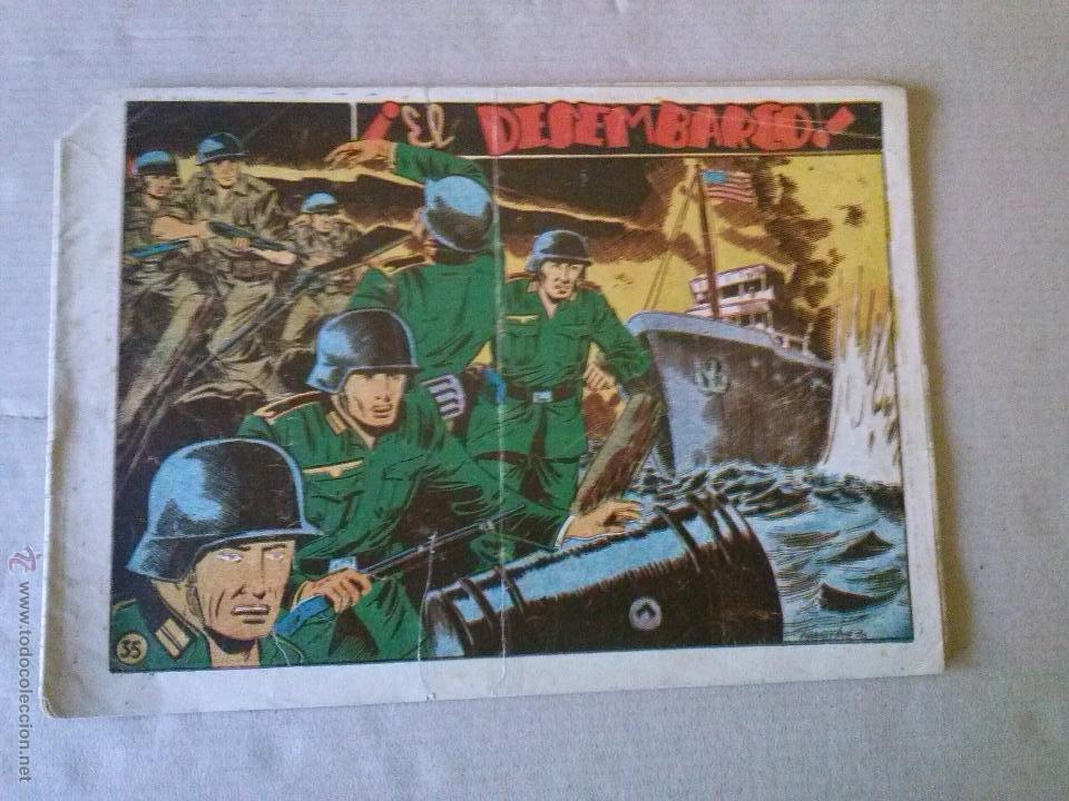 EL SARGENTO MACAI Nº 35 - GRAFIDEA (Tebeos y Comics - Grafidea - Otros)