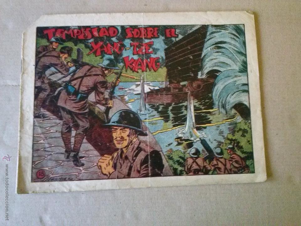 EL SARGENTO MACAI Nº 18- GRAFIDEA (Tebeos y Comics - Grafidea - Otros)