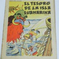 Tebeos: EL TESORO DE LA ISLA SUBMARINA, ILUSTRACIONES DE COZZI A., COLECCION CANDOR, PUBLICACIONES CINEMA, T. Lote 45513290