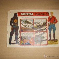 Tebeos: CHISPITA Nº 16, 9ª AVENTURA, EDITORIAL GRAFIDEA. Lote 45520794