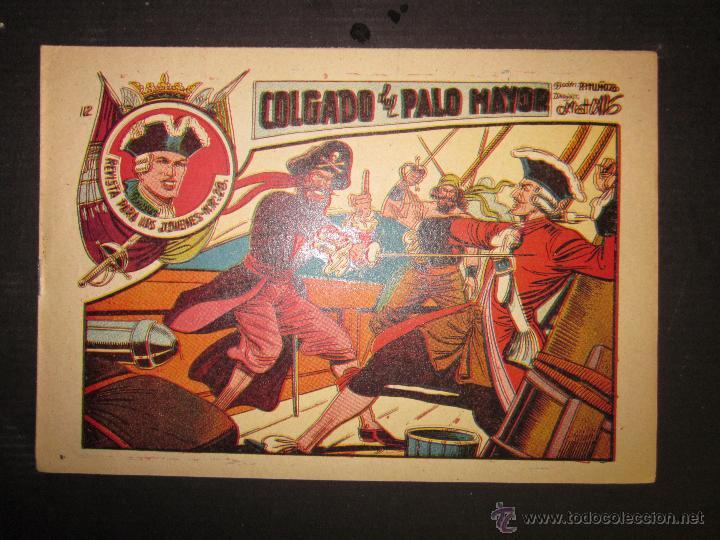 JARKO EL TEMIBLE - NUMERO 12 - COLGADO DEL PALO MAYOR (Tebeos y Comics - Grafidea - Otros)