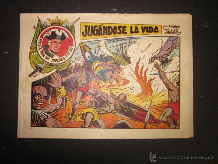 JARKO EL TEMIBLE - NUMERO 13 - JUGANDOSE LA VIDA (Tebeos y Comics - Grafidea - Otros)