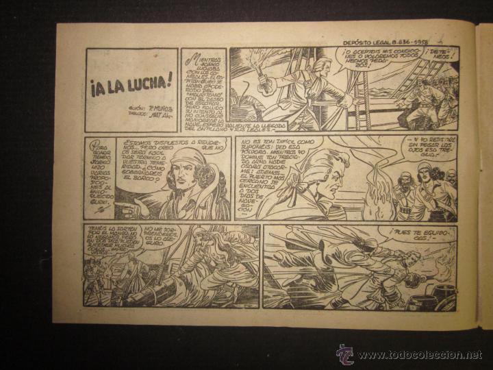 Tebeos: JARKO EL TEMIBLE - NUMERO 14 - A LA LUCHA - Foto 2 - 45924697
