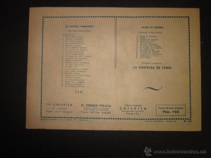 Tebeos: JARKO EL TEMIBLE - NUMERO 14 - A LA LUCHA - Foto 8 - 45924697