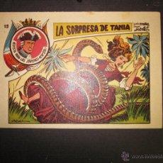 Tebeos: JARKO EL TEMIBLE - NUMERO 15 - LA SORPRESA DE TANIA . Lote 45924725