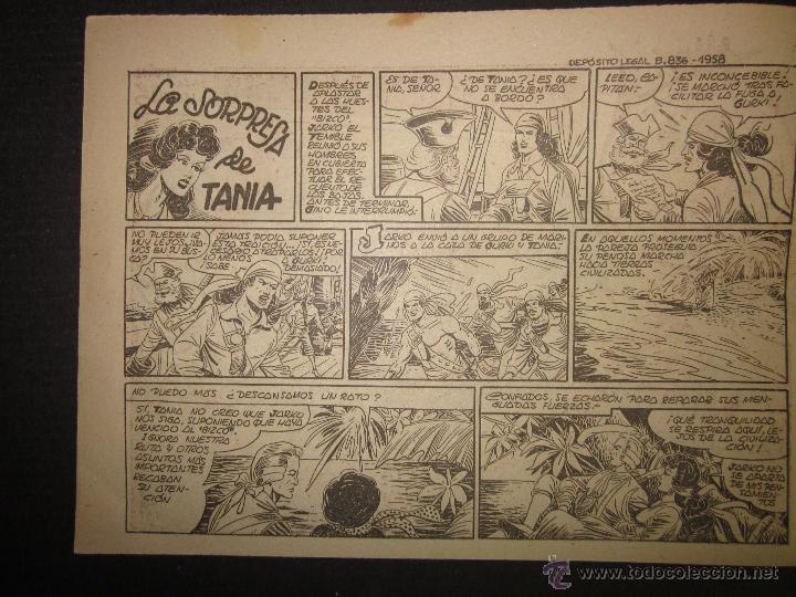 Tebeos: JARKO EL TEMIBLE - NUMERO 15 - LA SORPRESA DE TANIA - Foto 2 - 45924725