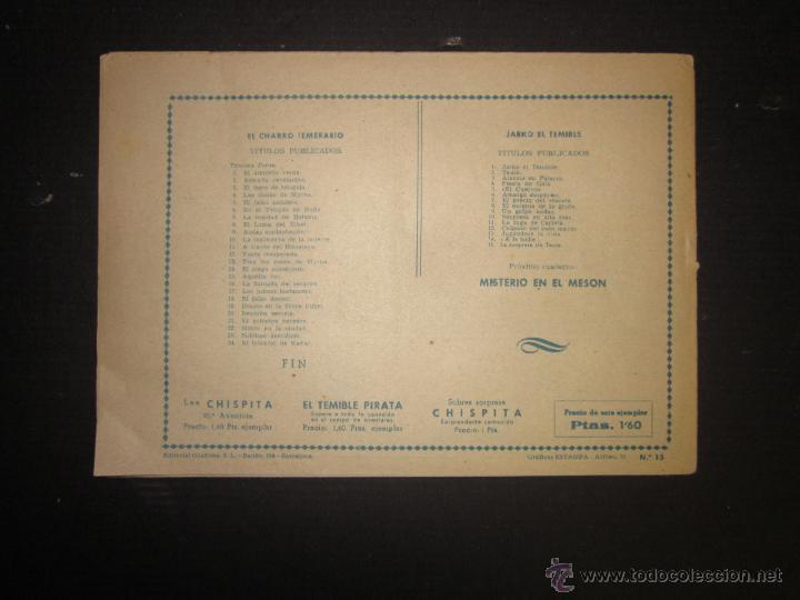 Tebeos: JARKO EL TEMIBLE - NUMERO 15 - LA SORPRESA DE TANIA - Foto 8 - 45924725